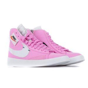 NEW Nike Women's Rebel Blazer Fuchsia